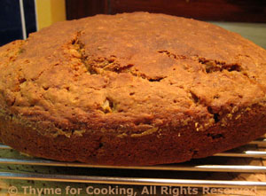 Irish Brown Bread (Soda Bread)